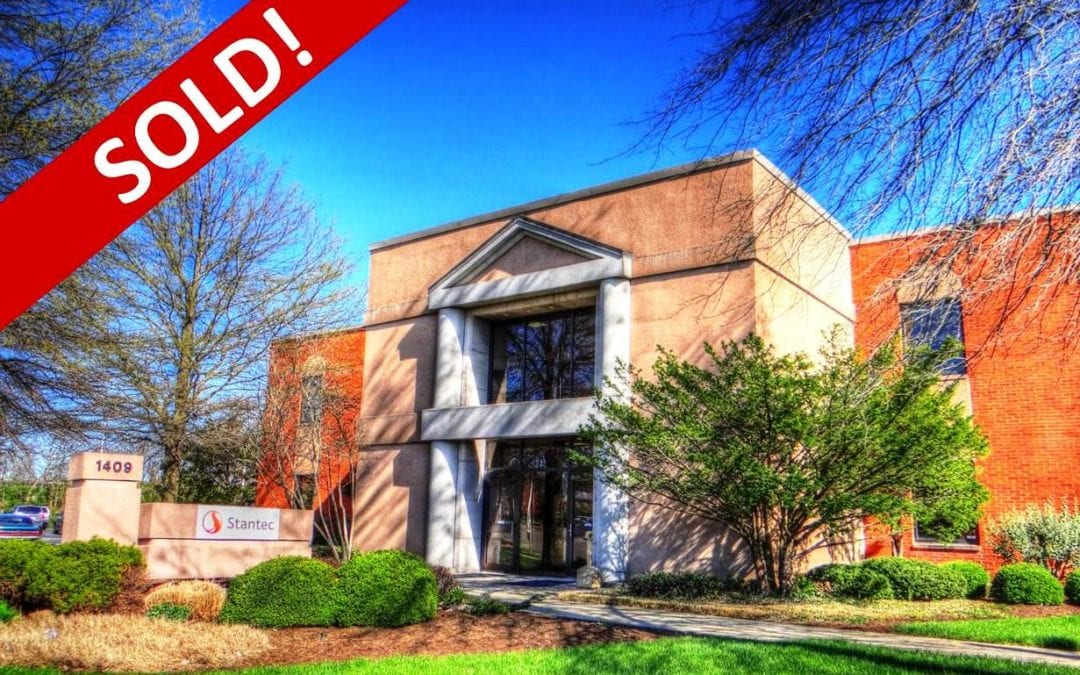 NAI Isaac Brokers Sale of +/-33,754 SF Office Building in Lexington, Kentucky