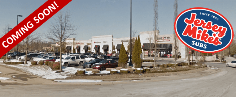 NAI Isaac Brings Jersey Mike's to War Admiral Place in Lexington, Kentucky