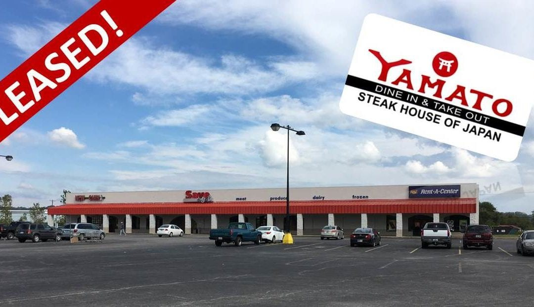 NAI Isaac Brings Yamato Japanese Steakhouse to Carrollton, Kentucky