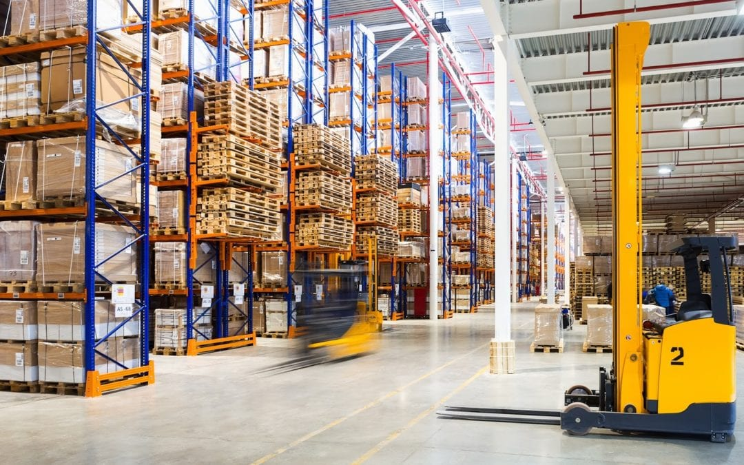 Why 2017 Is the Year to Buy Industrial Real Estate